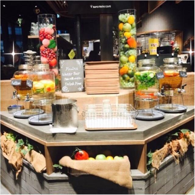 【銀座カフェ】旬のフルーツを食べたいなら《RAMO FRUTAS CAFE》★_5