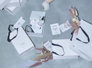 【独占取材】 伊藤千晃さんのブランド『KIKI AND DAYS』が限定ショップをオープン!  イチオシは、赤いリップティント