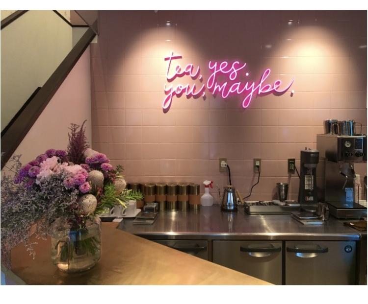 【CAFE】LAで大人気!待望のOpen❤ #ALFREDTEAROOM 最速レポ⋈_3
