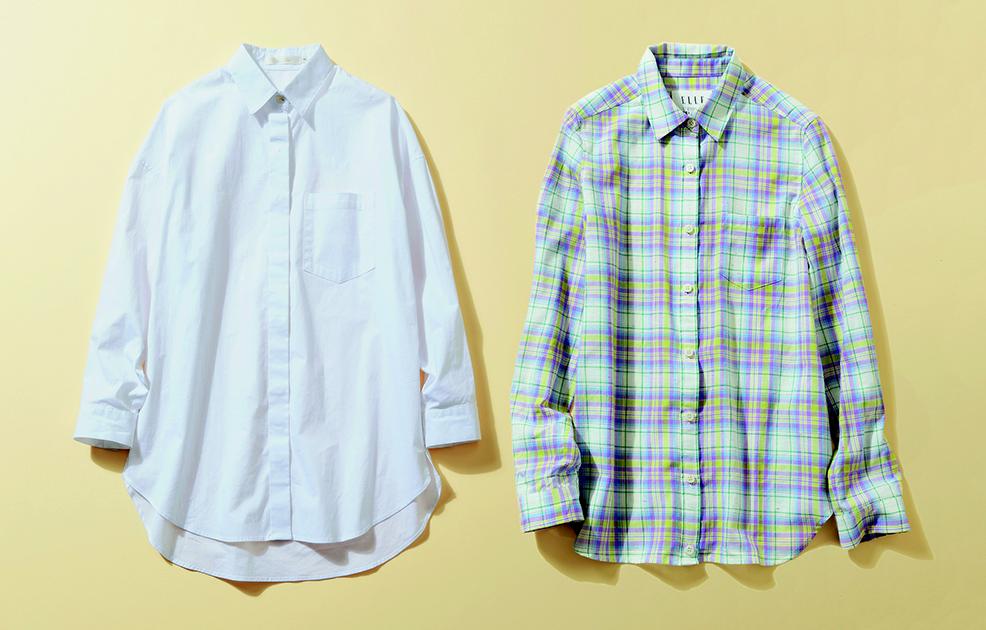 シャツの当たり年だからこそ知っておきたい! コンサバに見えないシャツの選び方。_1