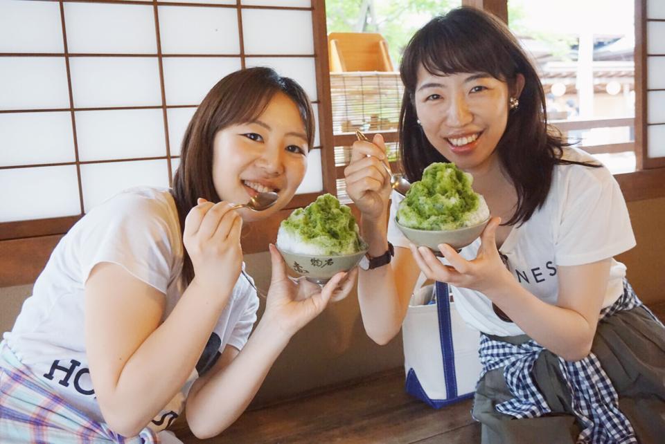 【夏季限定★赤福氷知ってる?】伊勢神宮のおかげ横丁で食べ歩き♡_16