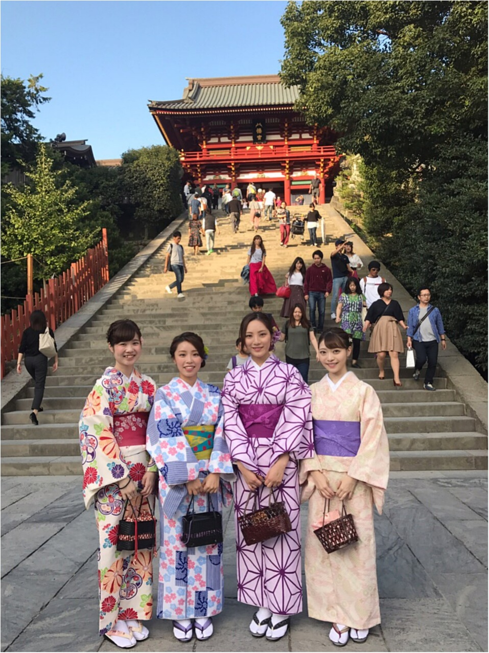 【着物でフォトジェニック!】『今の季節にオススメな』鎌倉で食べ歩きしたい方必見!ご紹介します♡_17
