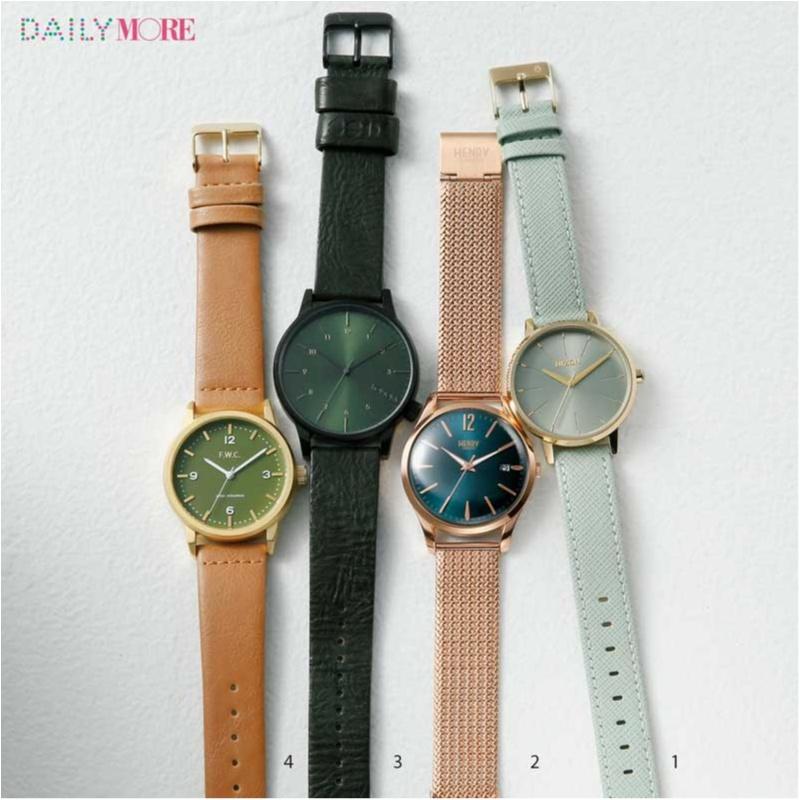 ピンク? ブルー? それともグリーン? 新しい腕時計は「フェイスの色」で選ぶのが大正解!!_3_3