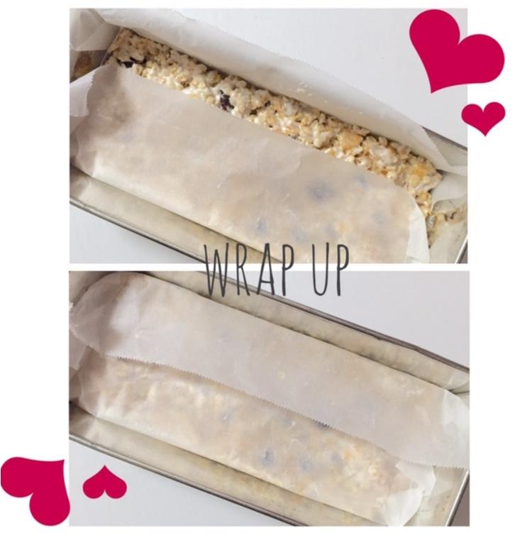 【FOOD】\愛ちあんCafe ♥︎/簡単!忙しい朝、サクッと栄養欲しいから。食物繊維たっぷりグラノーラバーの作り方_10