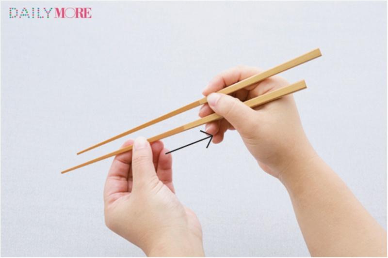 """""""渡し箸""""や""""そろえ箸""""は絶対NG! 知っているようで知らない、社会人のための「お箸のマナー」_3"""