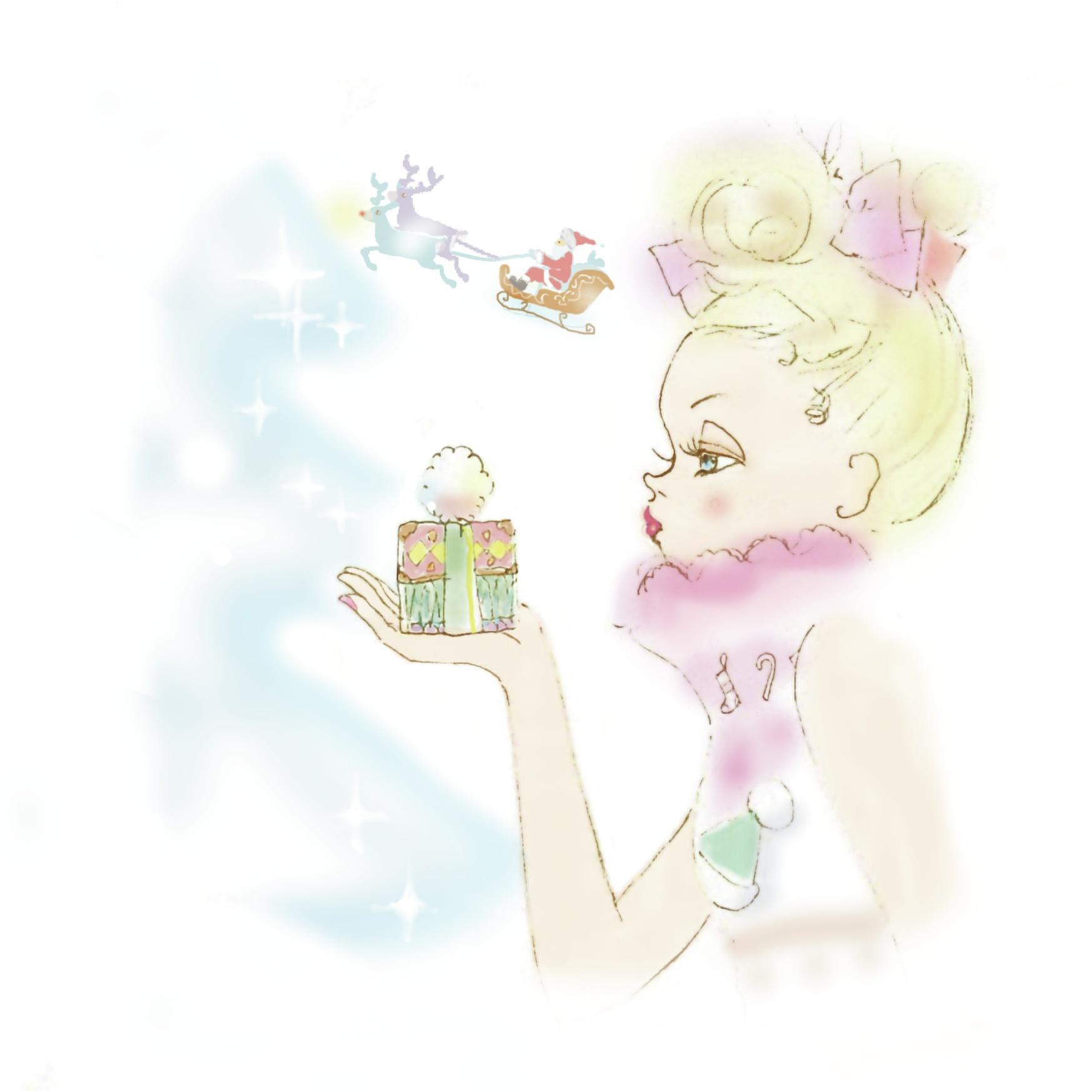 <11/28~12/26>今月のMORE HAPPY☆占い_1