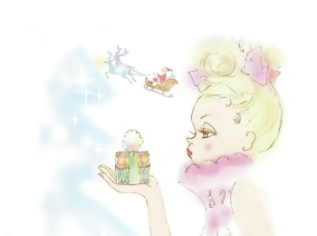 <11/28~12/26>今月のMORE HAPPY☆占い