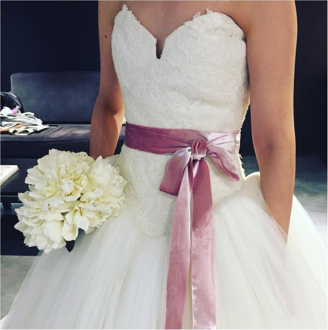 【#ドレス迷子】weddingドレス、実際に着てみました✧asuの運命の1着に巡り合うまでのドレス試着レポート①_7