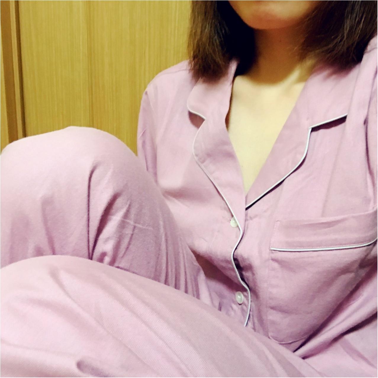 一部店舗・ネット限定!ユニクロから待望の【パジャマ】が登場♡_2