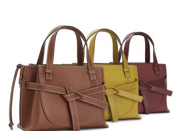 『ロエベ』の旗艦店『CASA LOEWE Tokyo』が銀座にオープン! 東京限定や世界先行発売のバッグも