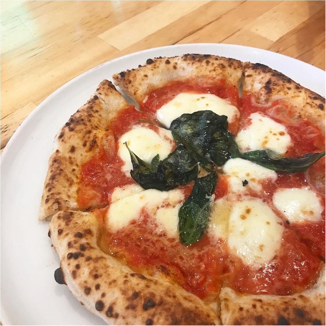 """【北千住グルメ】路地裏の隠れ家ピッツェリア!""""Pizzeria Alloro""""の窯焼きピザが絶品♡_3"""