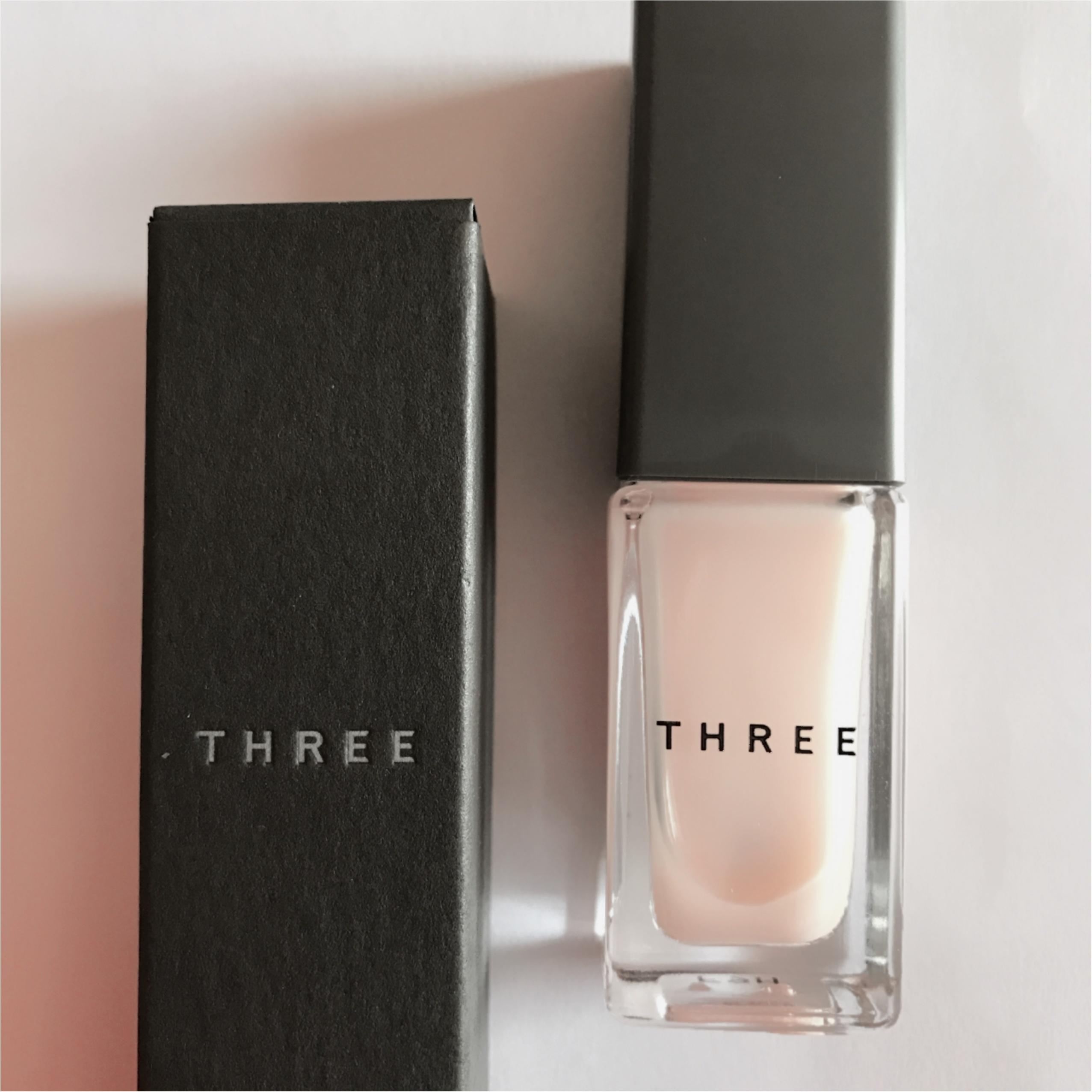 【Beauty】THREEのネイル!やっぱり優秀!S/Sシーズンはこれ推し!_2