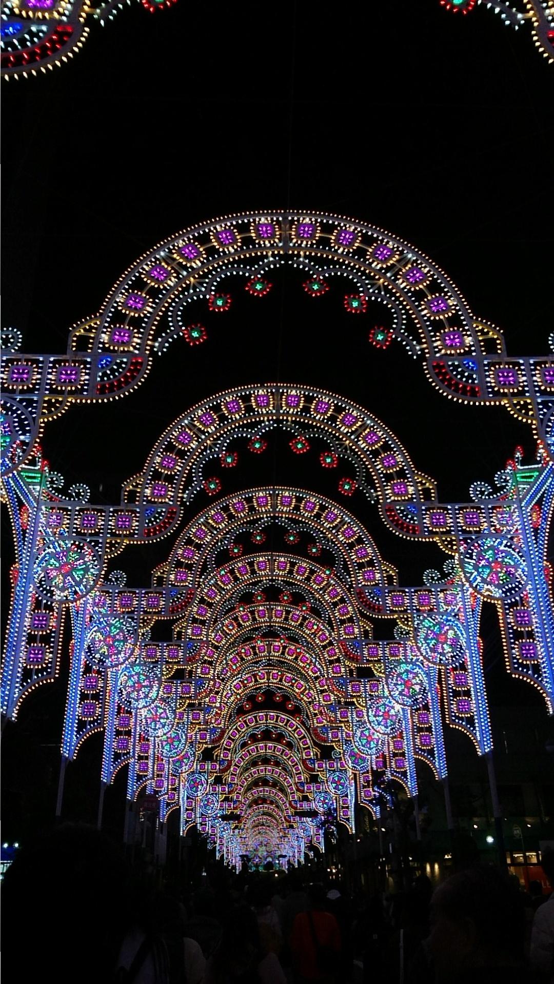 開催期間、17日まで! 輝きを増した 神戸ルミナリエ~未来への眼差し~_1