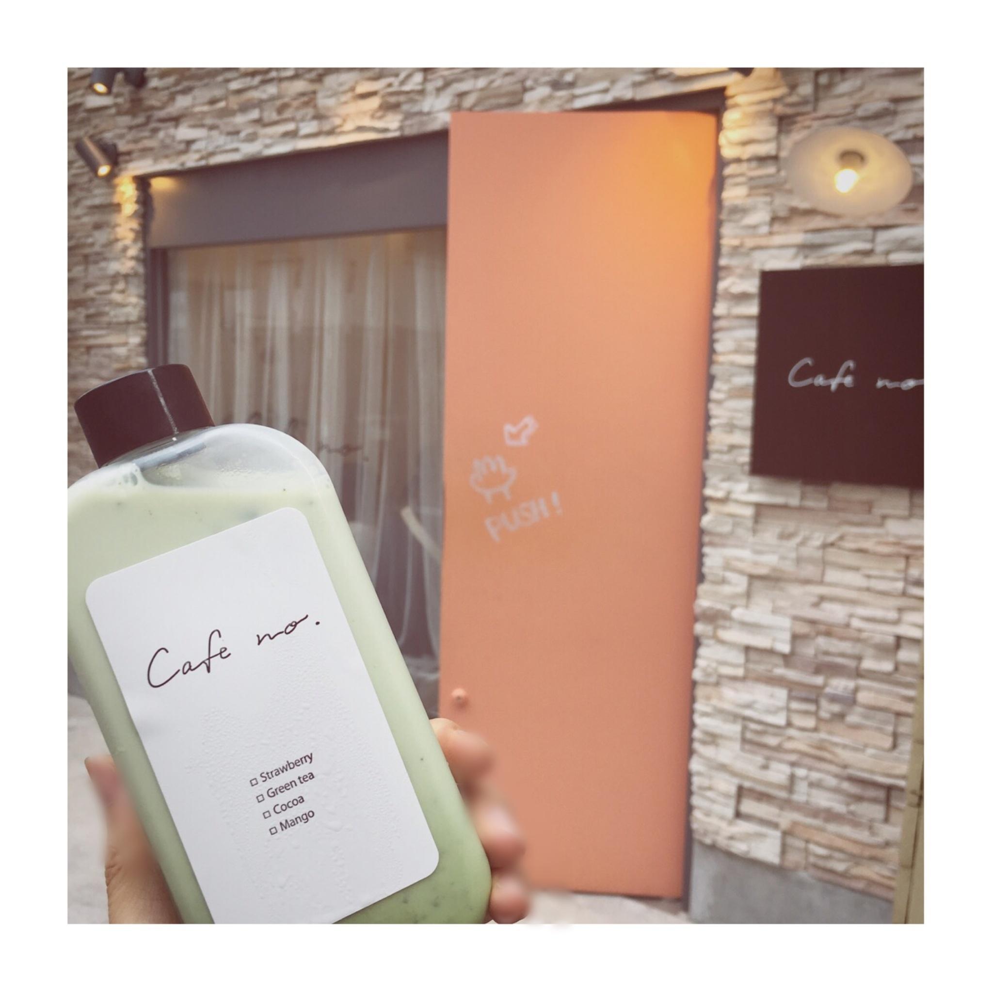 #4【#cafestagram】❤️:SNSで話題!可愛いが詰まった《大阪•北堀江》のcafe no.に行ってきました☻_4
