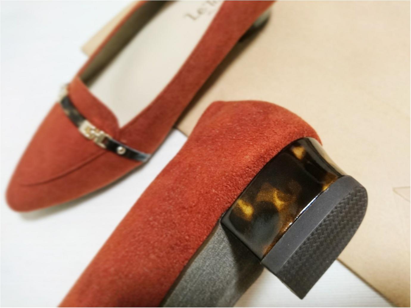 【ファッション】上品で女性らしいデザインに加え、幅広いサイズ展開が魅力 ! 『Le Tolon (ルタロン) 』のお気に入りシューズ♪_3