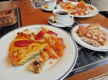 『PAUL』アトレ四谷店のモーニングブッフェをはじめ、『ディオール』や『ユニクロ』の記事が大人気!!!【今週のモアハピ部人気ランキング】
