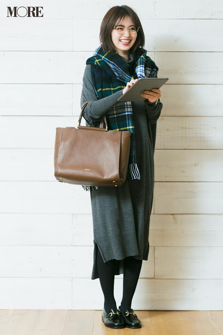 冬のおすすめ【ストールコーデ】 | 20代ファッション・レディース・おしゃれ_1_12