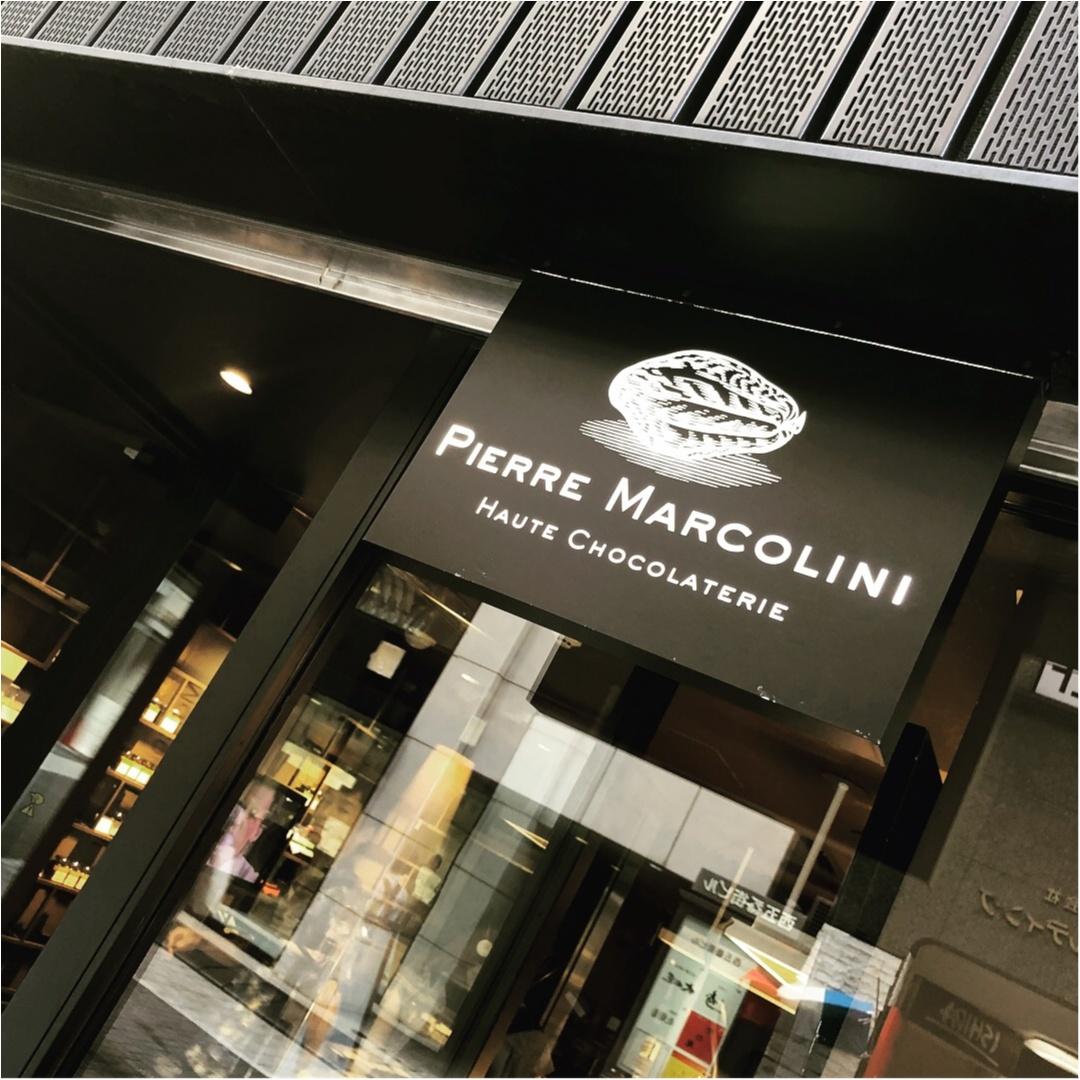 超絶品♡世界的に有名なピエールマルコリーニの高級カフェが銀座にあるんです♡_1
