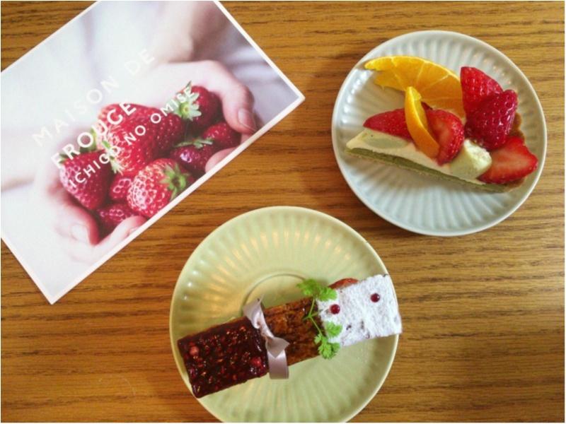 【京都】大人気いちご専門店♡『メゾンドフルージュ』予約必須なインスタ映え《ミルフィーユ》など紹介します♡_8