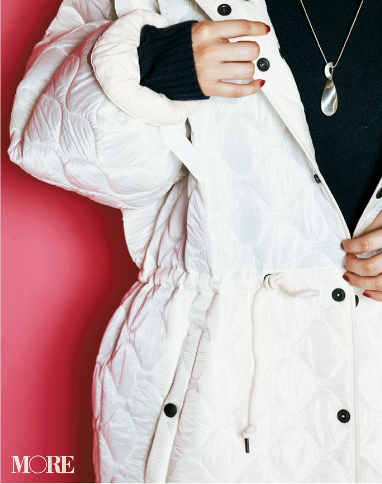 「寒いから」じゃなくて「おしゃれだから」ダウンを着る♡ 今年のダウンコートは新しいぞ!_1_3