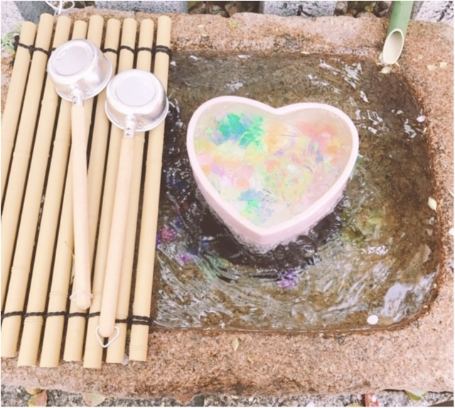 【大阪パワースポット巡り】桜のキレイな露天神社で春に向けて良縁祈願を♡_7