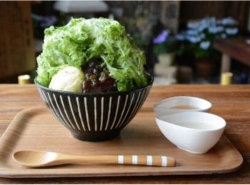 """かき氷ラバー必見! この夏、静岡県でぜったいに食べておきたい """"お茶かき氷"""" 10選♡"""