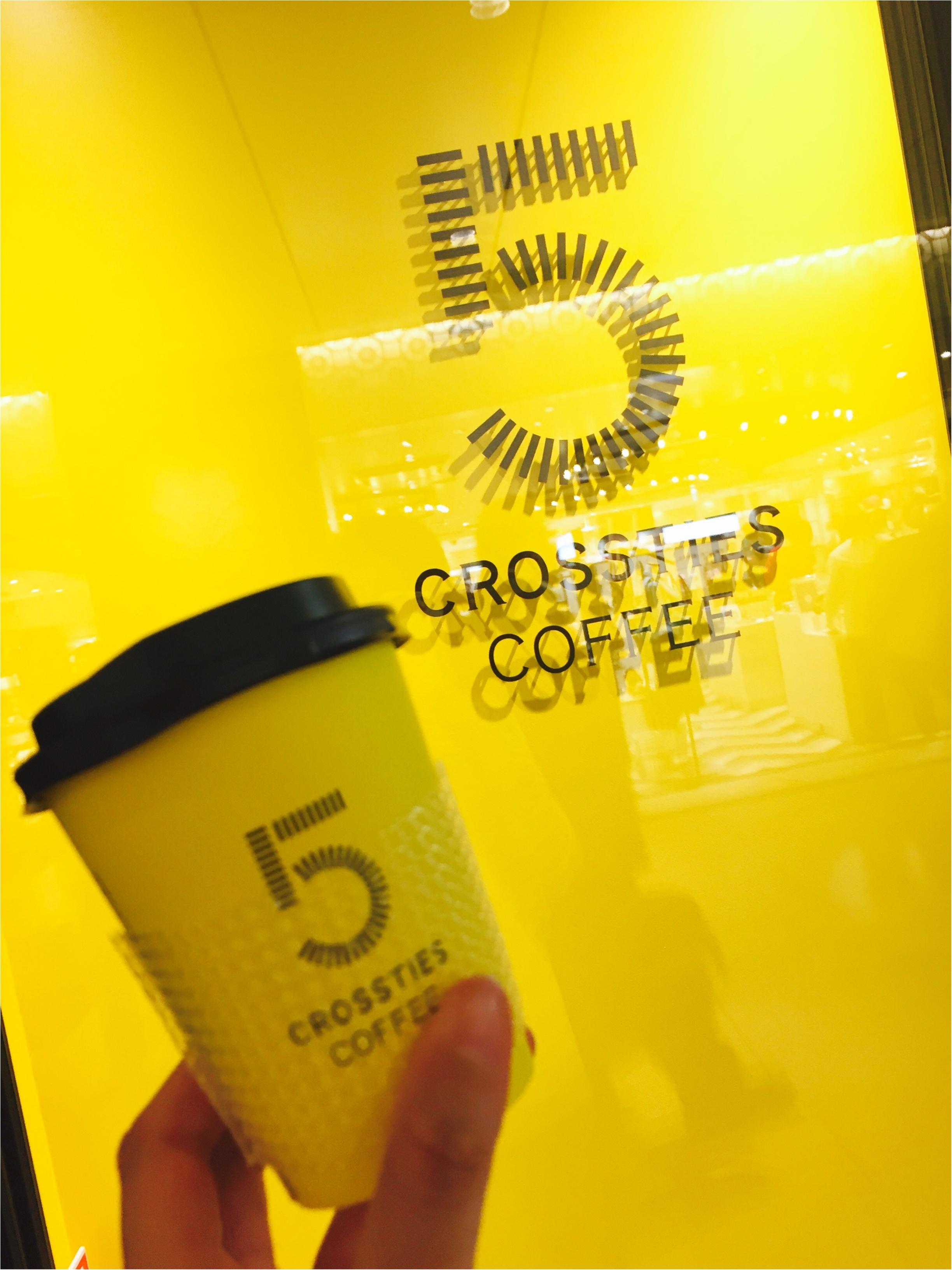 【グランスタ丸の内】東京駅直結!黄色カップがお目立ち可愛い❤︎フォトジェニックなカフェ写真を撮るならココがおすすめ❤︎_2