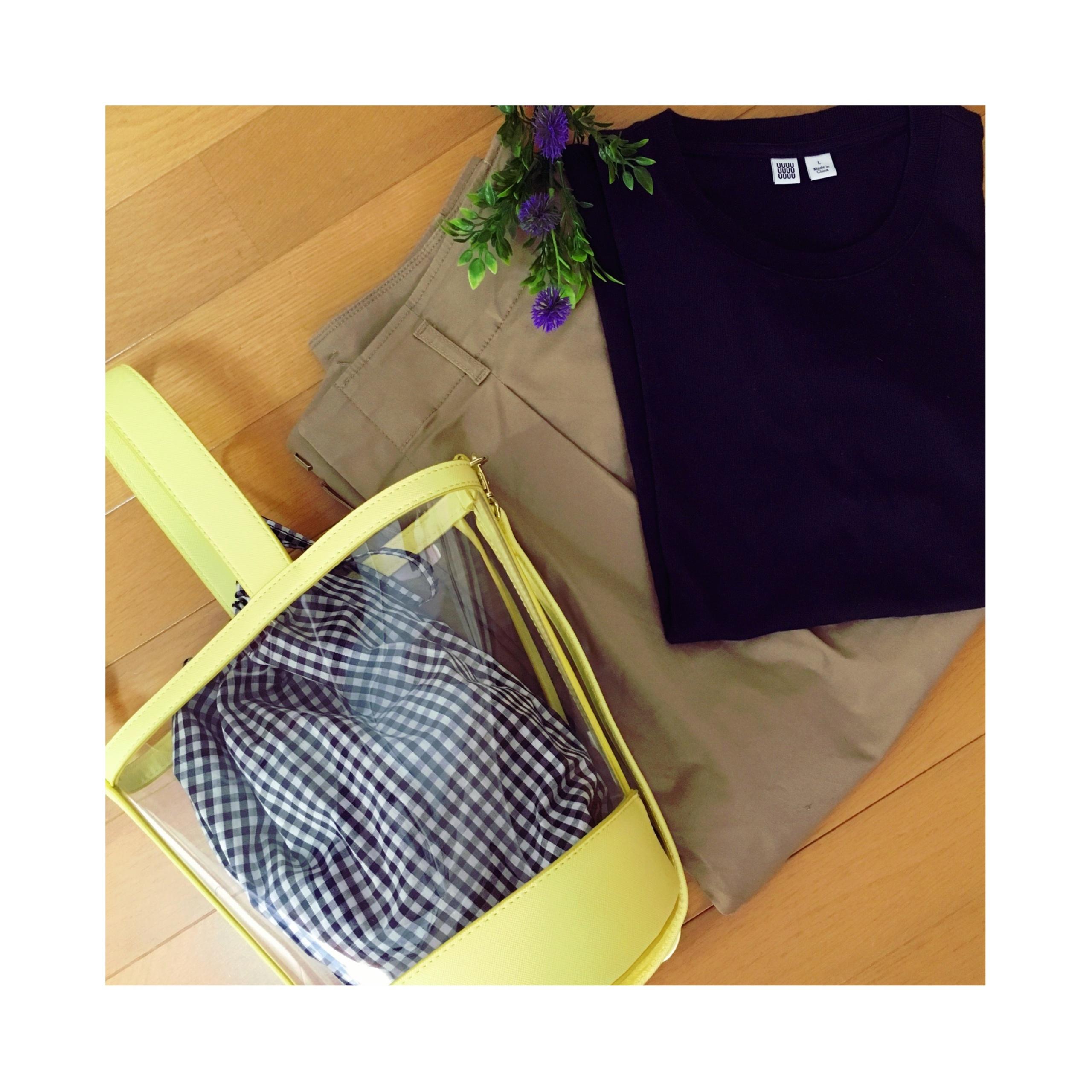 何枚でも欲しい定番カラーはイロチ買いもおすすめ★《買ってよかった!》【Uniqlo U】のベーシックTシャツ¥1,000+税 が今年も大活躍しそうです❤️_3
