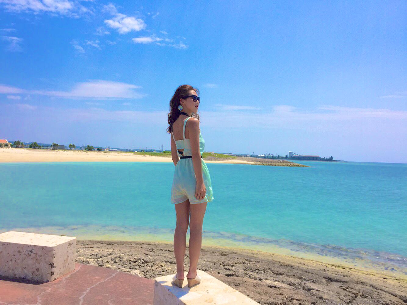 【沖縄女子旅】沖縄旅行!本島のBEACHはどこへ行く?迷ったら空港近くのココがおすすめ♡!_6
