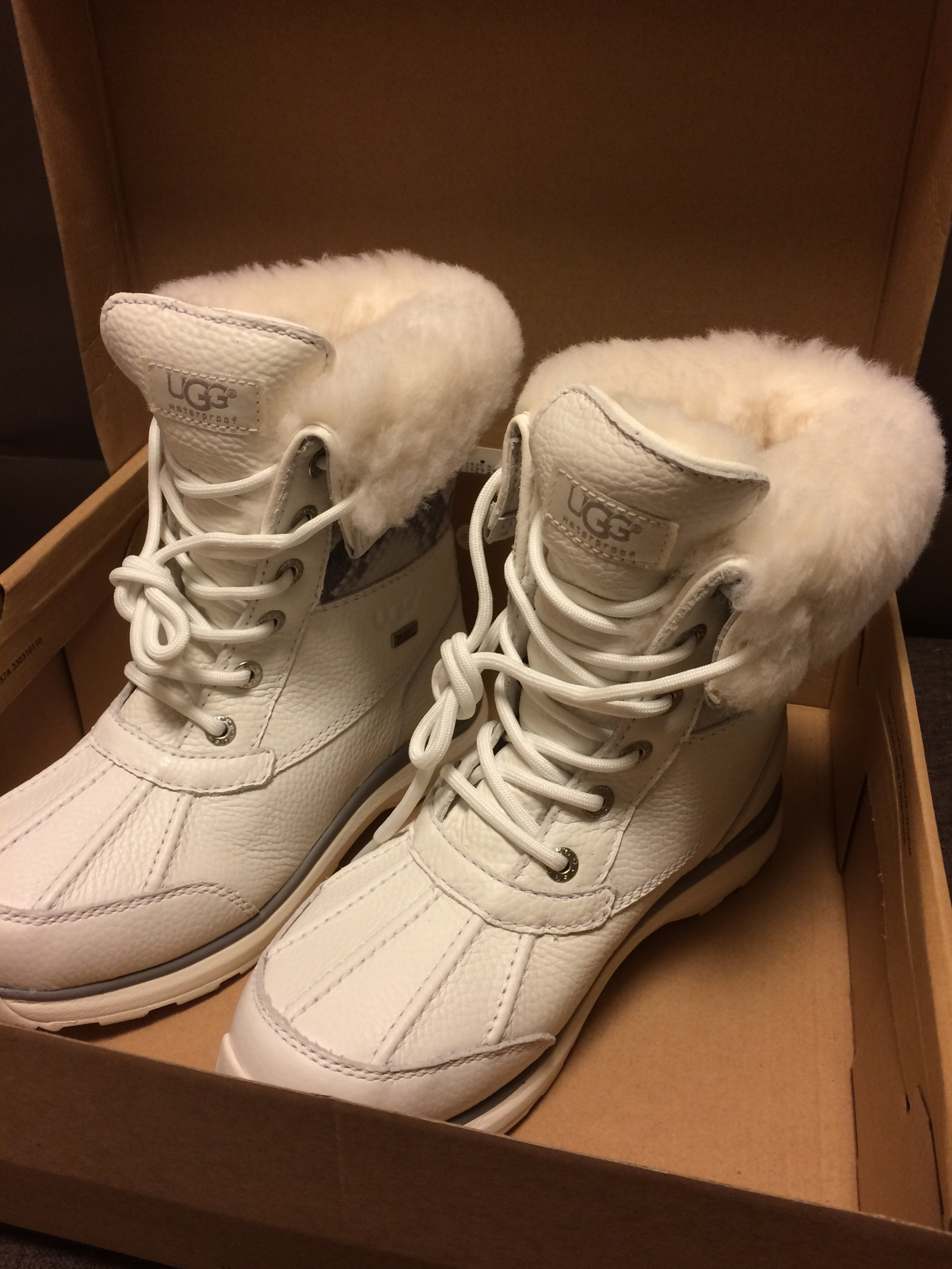 uggの新作ブーツ これで雪道もへっちゃら!_2