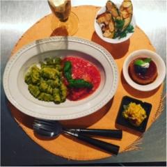 【料理教室】ハロウィンを意識したメニュー!!