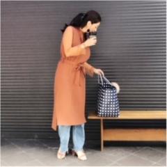 最近のお気に入りファッションは「ワントーンコーデ」♪