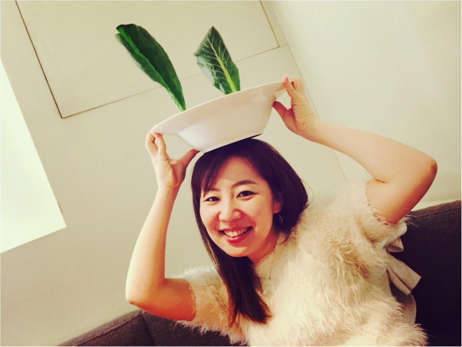 Thanks Nature!!野菜をたっぷりまるごといただきっ♡_6