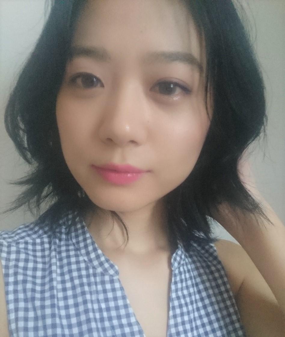 新作を含むプチプラコスメ多数! 夏の大人青みピンクメイク♡_3