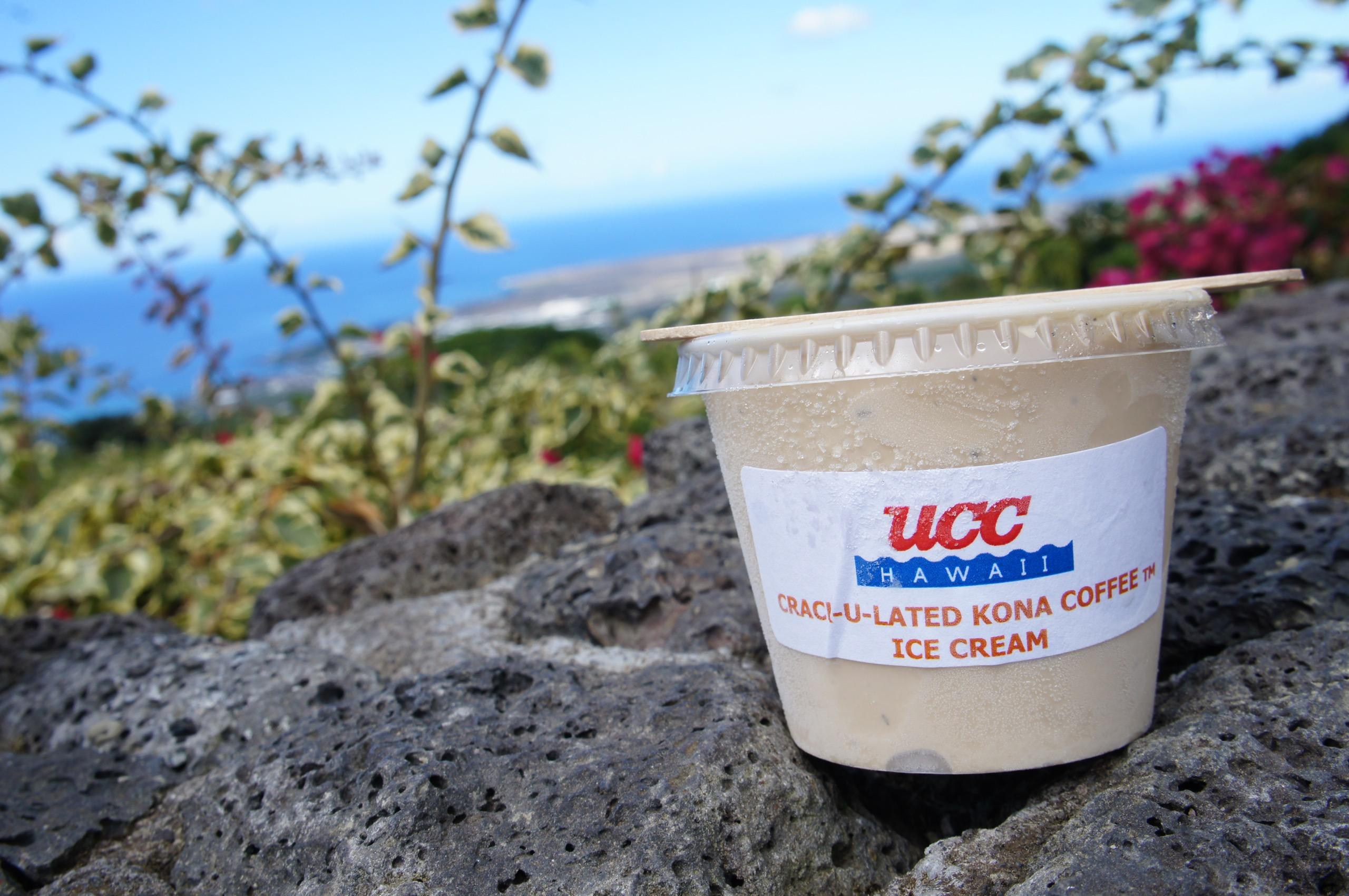 《#ハワイ女子旅》絶対食べたい❤️【UCCハワイ直営農園】で食べられるコナコーヒーアイスクリーム☻_1