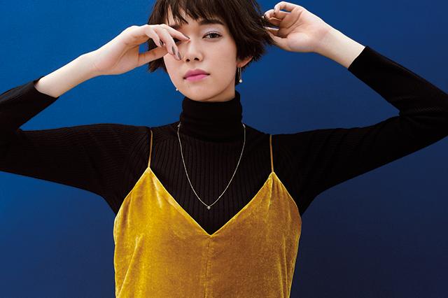 """""""今っぽ""""コーデのマストアイテム♪ 秋のトレンド「ベロア」の着こなしまとめ♡_1_8"""