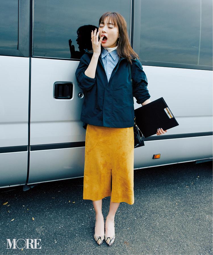 春のシャツコーデ特集《2019年版》- 20代女子におすすめ!オフィスカジュアルにちょうどいい きれいめシャツのコーディネートまとめ_18