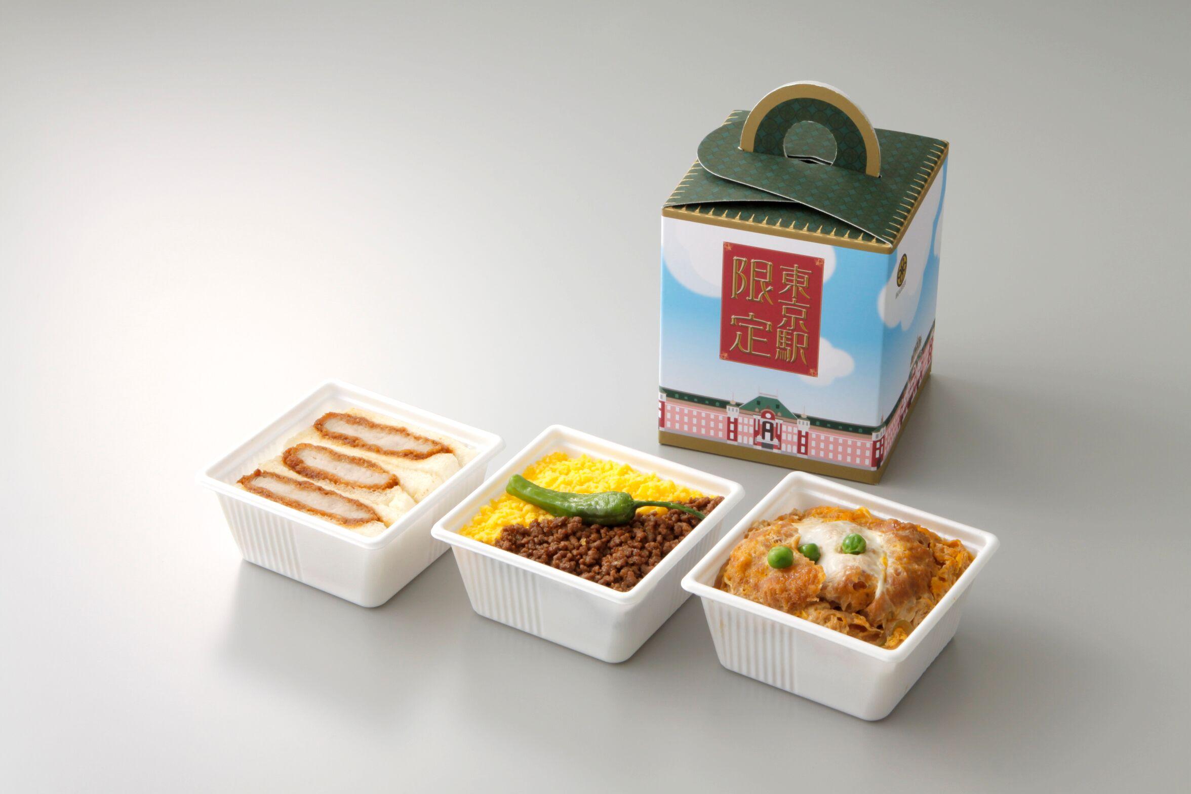 東京駅の「人気お弁当ランキング2019」発表! 『エキュート東京』&『グランスタ』のTOP3と、行楽弁当もお届け!_7