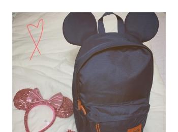 《大人気❤️の定番アイテム》【東京ディズニーランド】に行ったら買いたい♡リュックサックが可愛い‼︎☻