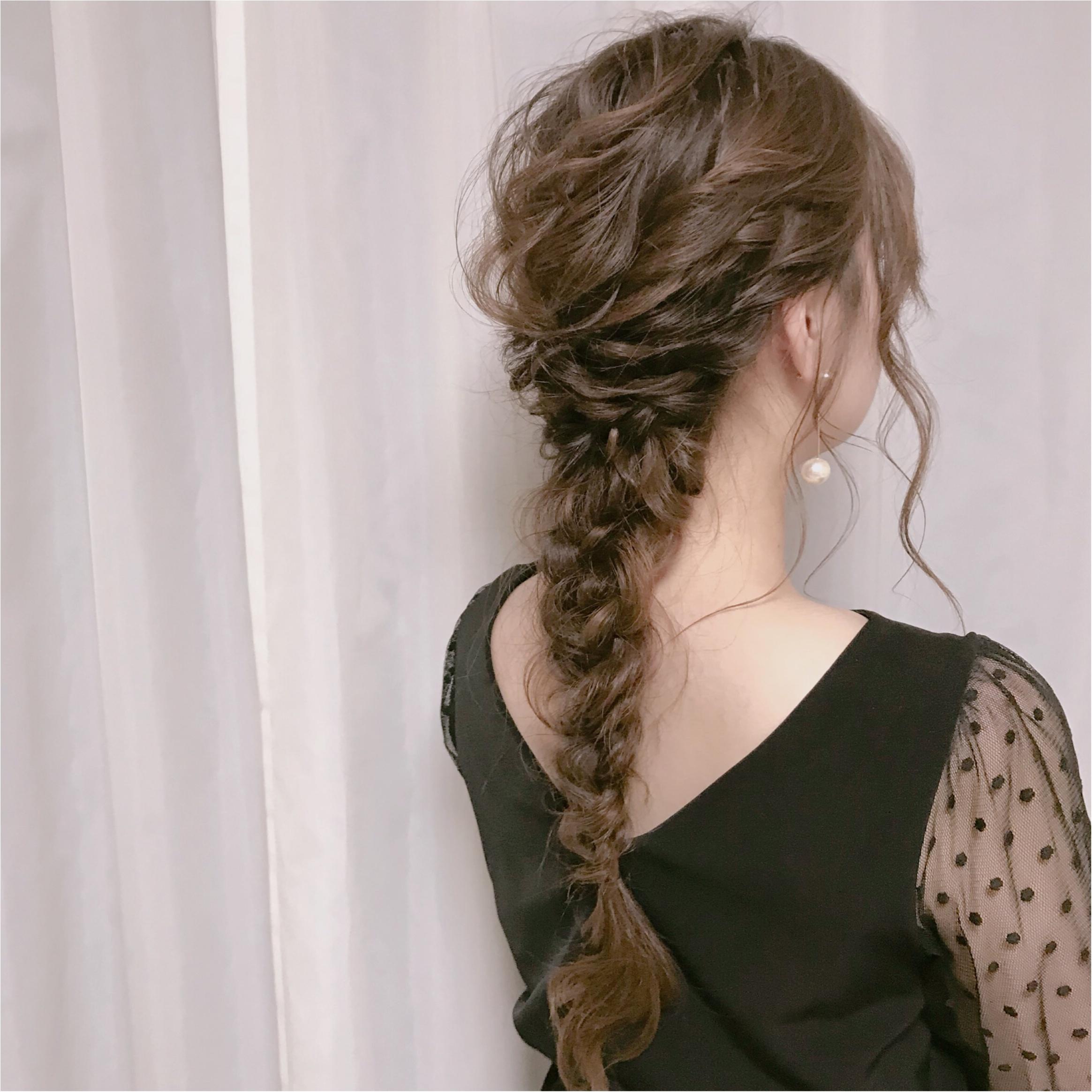 結婚式特集《髪型編》- 簡単にできるお招ばれヘアアレンジや、おすすめヘアアクセサリー_30