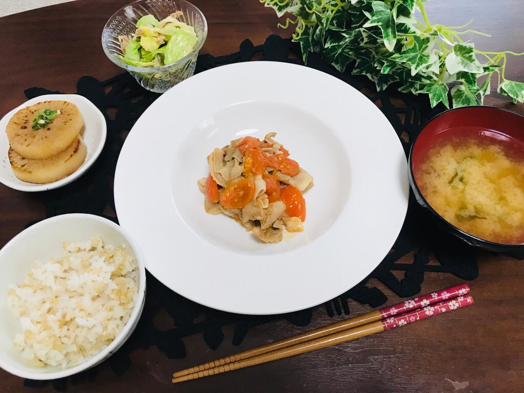 【今月のお家ごはん】アラサー女子の食卓!作り置きおかずでラクチン晩ご飯♡-Vol.1-_3
