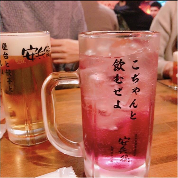 【四国旅行】高知名物、屋台餃子♡♡_5