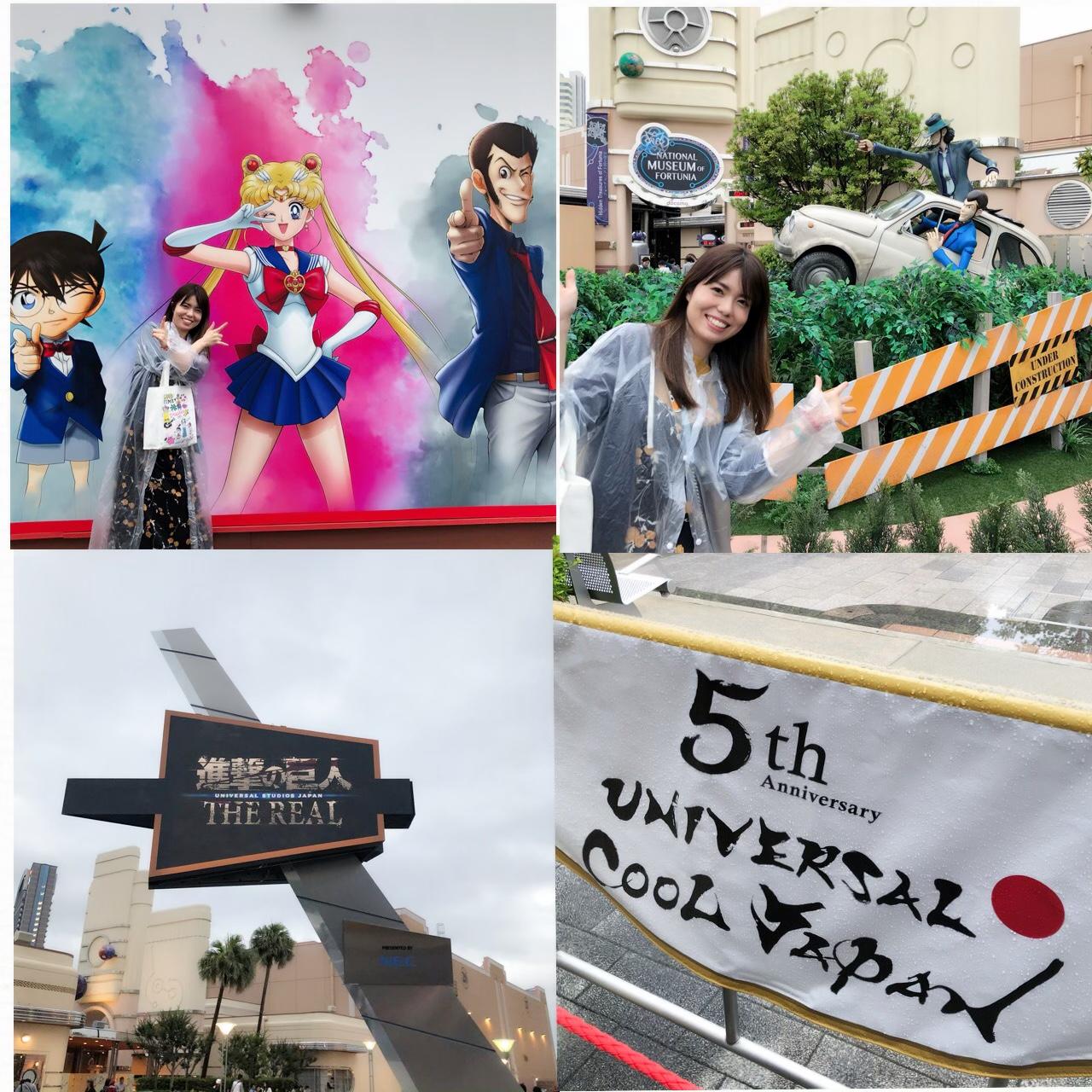 <USJ>今年も熱いユニバーサル・クールジャパン&世界初登場の最新アトラクションを遊びつくしてきました♡_2
