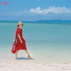 感動の連続! セシルも恋した沖縄離島へ、JALで旅する賢い3つの方法!!