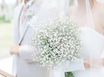 結婚式レポ【 結婚式を挙げました @美らの教会( 沖縄 )】
