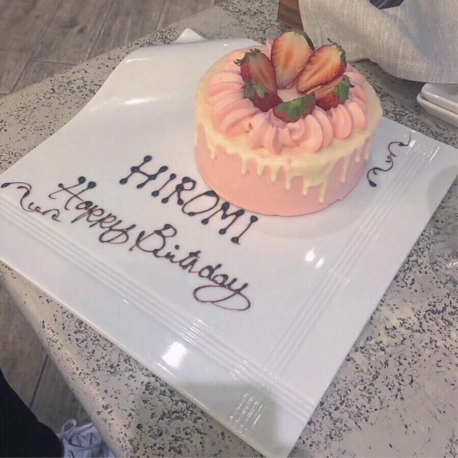 「可愛すぎる!と話題の…」女子が絶対喜ぶサプライズケーキ!写真映え抜群❤︎_5