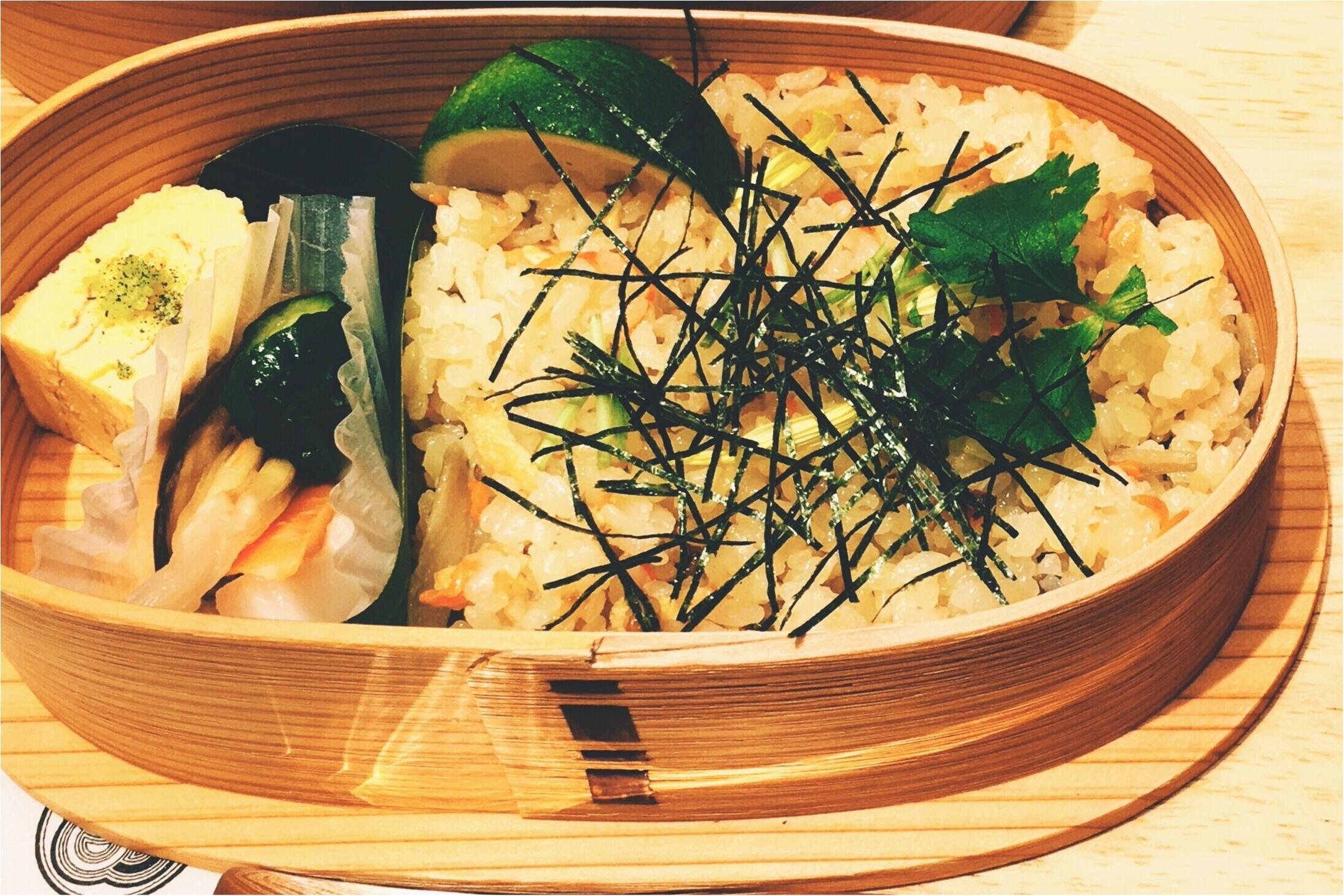 お米がこんなにも美味しい!銀座おすすめ和食処!からだが元気になる丁寧なお食事(*´︶`*)♡_2