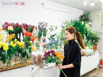 """""""花のある暮らし""""がターニングポイントに♡  モアビューティズ・木野園子さんに聞いた「♯花のある暮らし」"""