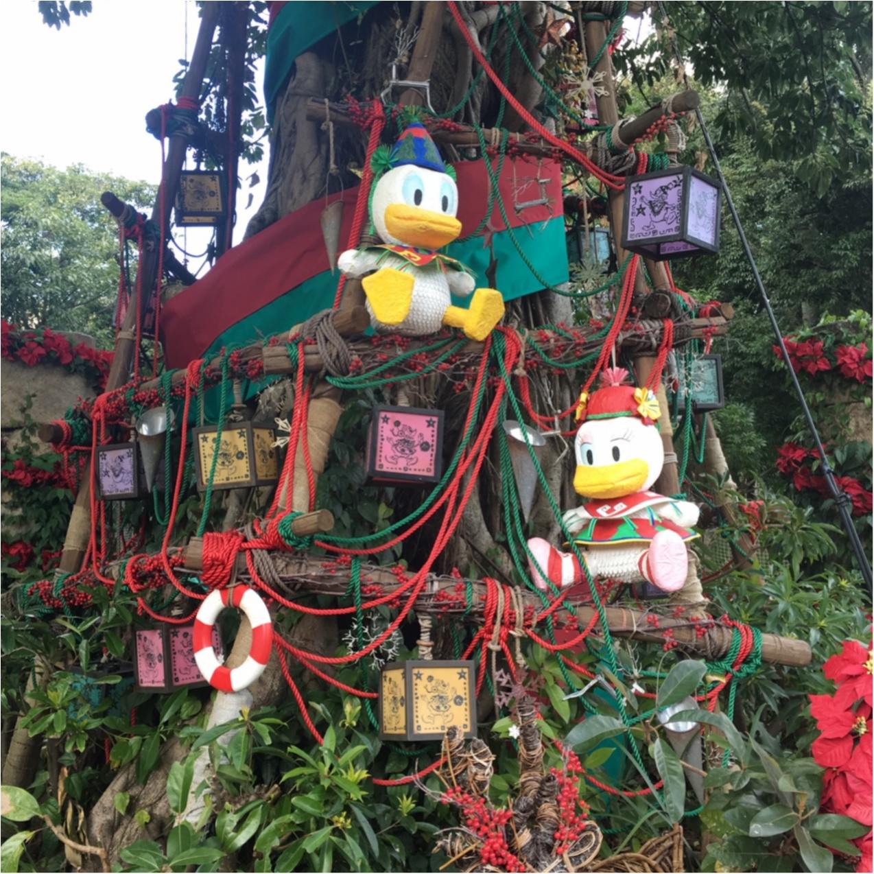 Xmasディズニー♡ 撮りたくなる!私のおすすめクリスマススポットをまとめ♪_4