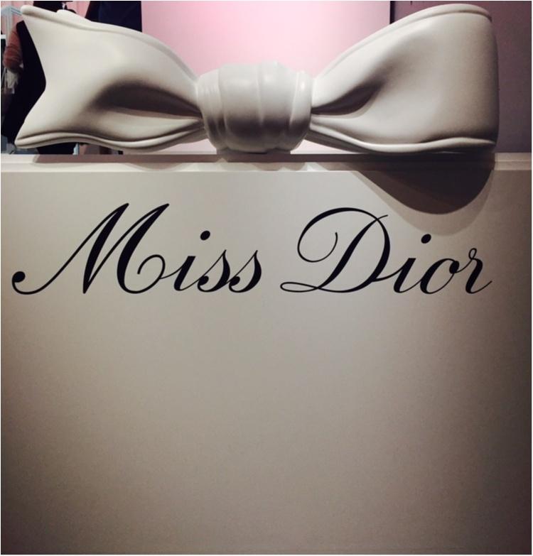 【♥♥♥】絶賛開催中!Miss Diorのイベントに行ってきました♡_7